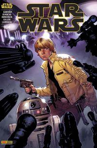Star Wars (revue Marvel) V1 T4 : Le dernier de ses semblables (0), comics chez Panini Comics de Aaron, Gillen, Larroca, Bianchi, Immonen, Delgado, Ponsor