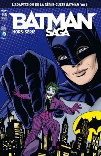 Batman Saga T8 : Batman '66 (0), comics chez Urban Comics de Parker, Templeton, Case, Jarrel, Quiñones, Hartman, Wicks, Renzi, Aviña, Allred, Allred