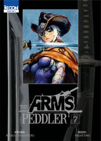 The Arms Peddler T7, manga chez Ki-oon de Nanatsuki , Night Owl