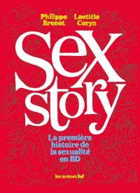 Sex Story, bd chez Les arènes de Brenot, Coryn