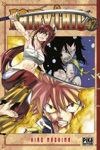 Fairy Tail T47, manga chez Pika de Mashima