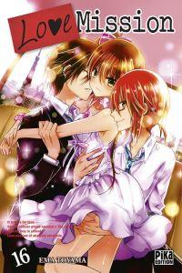 Love mission T16 : , manga chez Pika de Toyama