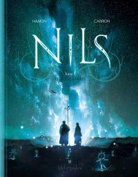 Nils T1 : Les Élémentaires, bd chez Soleil de Hamon, Carrion