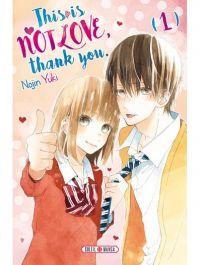 This is not love, thank you T1, manga chez Soleil de Yuki