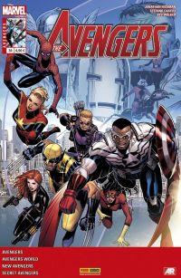 The Avengers (revue) – V 4, T30 : L'un était la vie, l'autre était la mort (0), comics chez Panini Comics de Hickman, Kot, Barbiere, Caselli, Walker, Checchetto, Deodato Jr, Walsh, Martin jr, Wilson, Mossa, Cheung