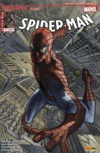 Spider-Man (revue) T10 : Spider-Verse (Epilogue) (0), comics chez Panini Comics de Yost, Hopeless, David, Slott, Smith, Leisten, Poggi, Land, Camuncoli, Ford, To, Sliney, Ponsor, Fabela, d' Armata, Redmond, Bianchi