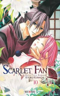 Scarlet fan - a horror love romance  T10, manga chez Soleil de Kumagai