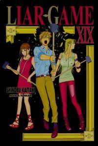 Liar game T19, manga chez Tonkam de Kaitani