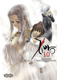 Fate Zero T10 : , manga chez Ototo de Shinjirô, Type-moon, Urobochi