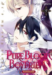 Pure blood boyfriend T9, manga chez Kurokawa de Shouoto