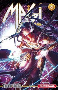 Magi, the labyrinth of magic  T21, manga chez Kurokawa de Ohtaka