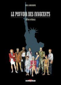 Le Pouvoir des innocents : Tomes 1 à 5 (0), bd chez Delcourt de Brunschwig, Hirn, Scheid, Guth