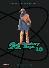 20th Century Boys – Edition deluxe, T10, manga chez Panini Comics de Urasawa