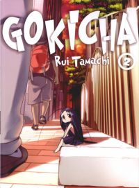 Gokicha T2, manga chez Komikku éditions de Rui