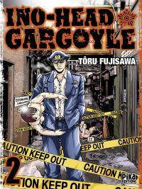 Ino-Head Gargoyle T2, manga chez Pika de Fujisawa