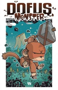 Dofus Monster T12 : Moon, manga chez Ankama de Nykko, Gorobei