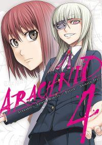 Arachnid T4, manga chez Soleil de Murata, Ifuji