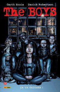 The Boys T2 : Ça va saigner (0), comics chez Panini Comics de Ennis, Robertson, Higgins, Aviña