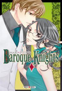 Baroque knights  T6, manga chez Soleil de Fujita