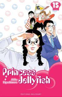 Princess jellyfish T15, manga chez Delcourt de Higashimura