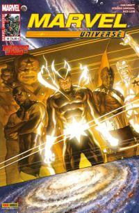 Marvel Universe T14 : Guardians 3000 (2/2) (0), comics chez Panini Comics de Abnett, Sumerak, Moore, Leon, Sandoval, Weeks, Fuso, Fabela, SotoColor, Delgado, Milla, Ross