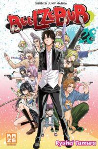 Beelzebub T28, manga chez Kazé manga de Tamura