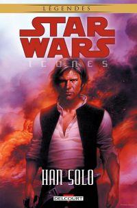 Star Wars - Icones T1 : Han Solo (0), comics chez Delcourt de Windham, Hartley, Blackman, Niles, Marz, Corroney, Melo, Ninus, Johnson, Fabbri, Murphy, Knight, Sno-Cone, Atiyeh, Jackson, Sanda