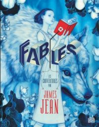 Fables : Les couvertures par James Jean (0), comics chez Urban Comics de Jean