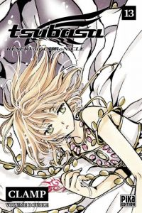 Tsubasa RESERVoir CHRoNiCLE – Edition double, T13, manga chez Pika de Clamp
