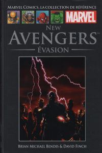 Marvel Comics, la collection de référence T44 : New Avengers - Evasion  (0), comics chez Hachette de Bendis, Finch, d' Armata