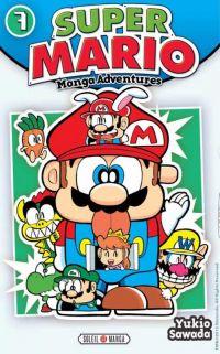 Super Mario T7, manga chez Soleil de Sawada
