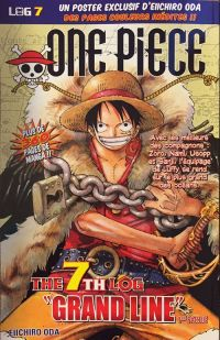 One Piece - Log Books T7 : Grand Line - 1ère partie (0), manga chez Hachette de Oda