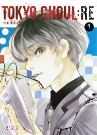 Tokyo ghoul:re T1 : , manga chez Glénat de Ishida