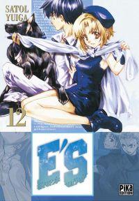 E'S T12 : , manga chez Pika de Yuiga