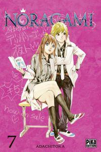 Noragami T7, manga chez Pika de Adachi
