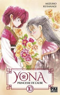 Yona, princesse de l'aube  T10 : , manga chez Pika de Mizuho