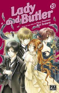 Lady and butler T19 : , manga chez Pika de Tsuyama, Izawa