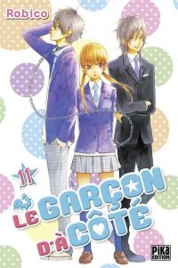 Le garçon d'à côté T11, manga chez Pika de Robico