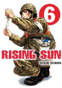 Rising sun T6, manga chez Komikku éditions de Fujiwara