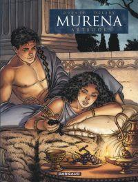 Murena : Artbook, bd chez Dargaud de Dufaux, Delaby