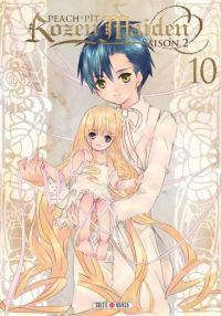 Rozen maiden T10, manga chez Soleil de Peach-Pit