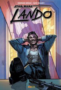 Lando, comics chez Panini Comics de Soule, Maleev, Mounts