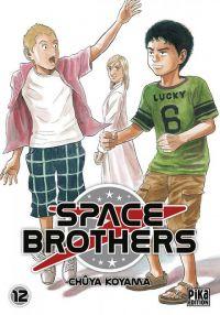 Space brothers T12, manga chez Pika de Koyama