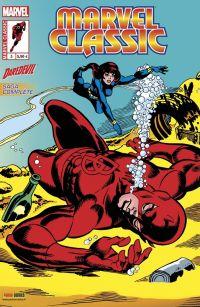 Marvel Classic – V 2, T3 : Et la mort a pour nom Widow (0), comics chez Panini Comics de Friedrich, Conway, Palmer, Shores, Colan, Abel, Kane