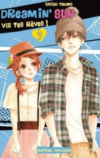 Dreamin'sun T7, manga chez Delcourt de Takano
