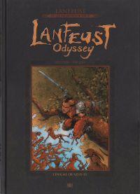 Lanfeust et les mondes de Troy T18 : Lanfeust Odyssey - L'énigme Or-Azur (2) (0), bd chez Hachette de Arleston, Tarquin, Besson