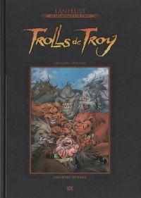 Lanfeust et les mondes de Troy T59 : Trolls de Troy - L'histoire de Waha (0), bd chez Hachette de Arleston, Mourier, Guth