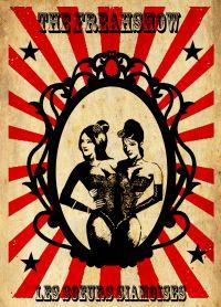 Freakshow, bd chez Scutella Editions de Chevriot