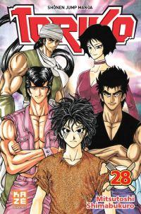 Toriko T28, manga chez Kazé manga de Shimabukuro