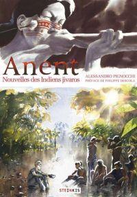 Anent, bd chez Steinkis de Pignocchi